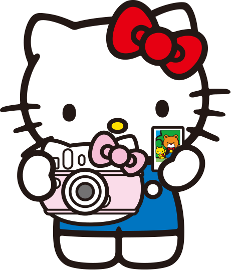 Hello kitty instax mini fujifilm - Hello kitty image ...