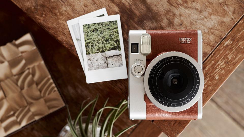 instax mini 90 | FUJIFILM - máy chụp ảnh lấy ngay