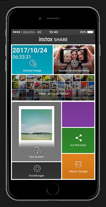 Instax Share Smartphone Drucker Sp 2 Sp 3 Fujifilm