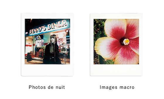 New standard of instax image quality