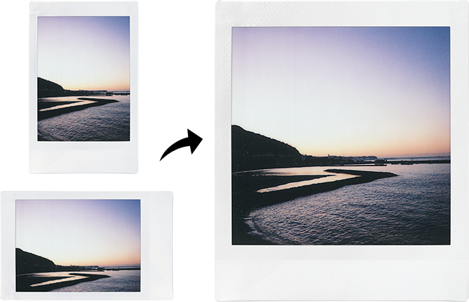 Instax Series The Charm Of Square Format Fuji Film